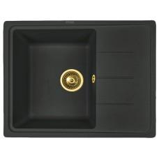 Мойка для кухни ZORG GR 615 BLACK BRONZE