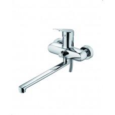 Смеситель KLOVER ванна-душевой однорычажный WETERM WT-440-7502